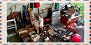 Huge VINTAGE tool and outdoor equipment garage SALE!